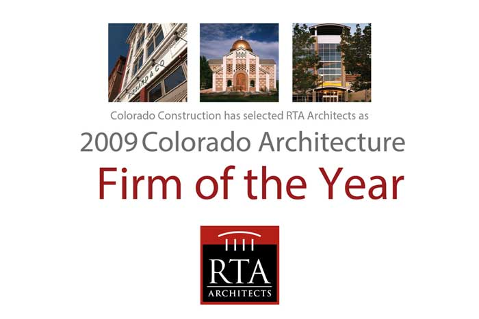 2009 Architecture Firm of the Year