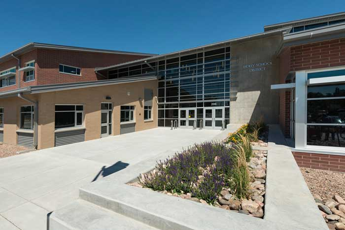 2013 CEFPI Rocky Mountain Peak Design Award for Outstanding Design in New Construction