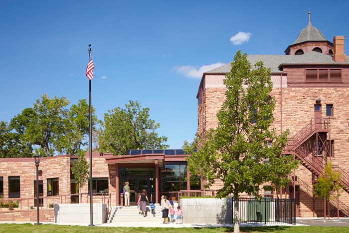 2013 CEFPI Rocky Mountain Summit Design Award for Outstanding Design in Renovation