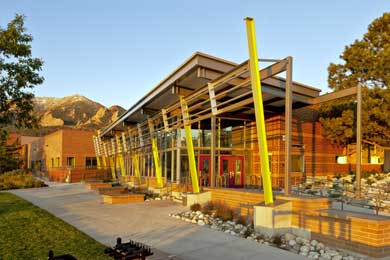 2012 AIA CO South Merit Award for Built Architecture