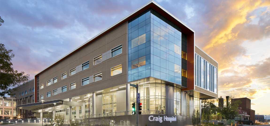 Good Craig Hospital, Englewood, Colorado Read More