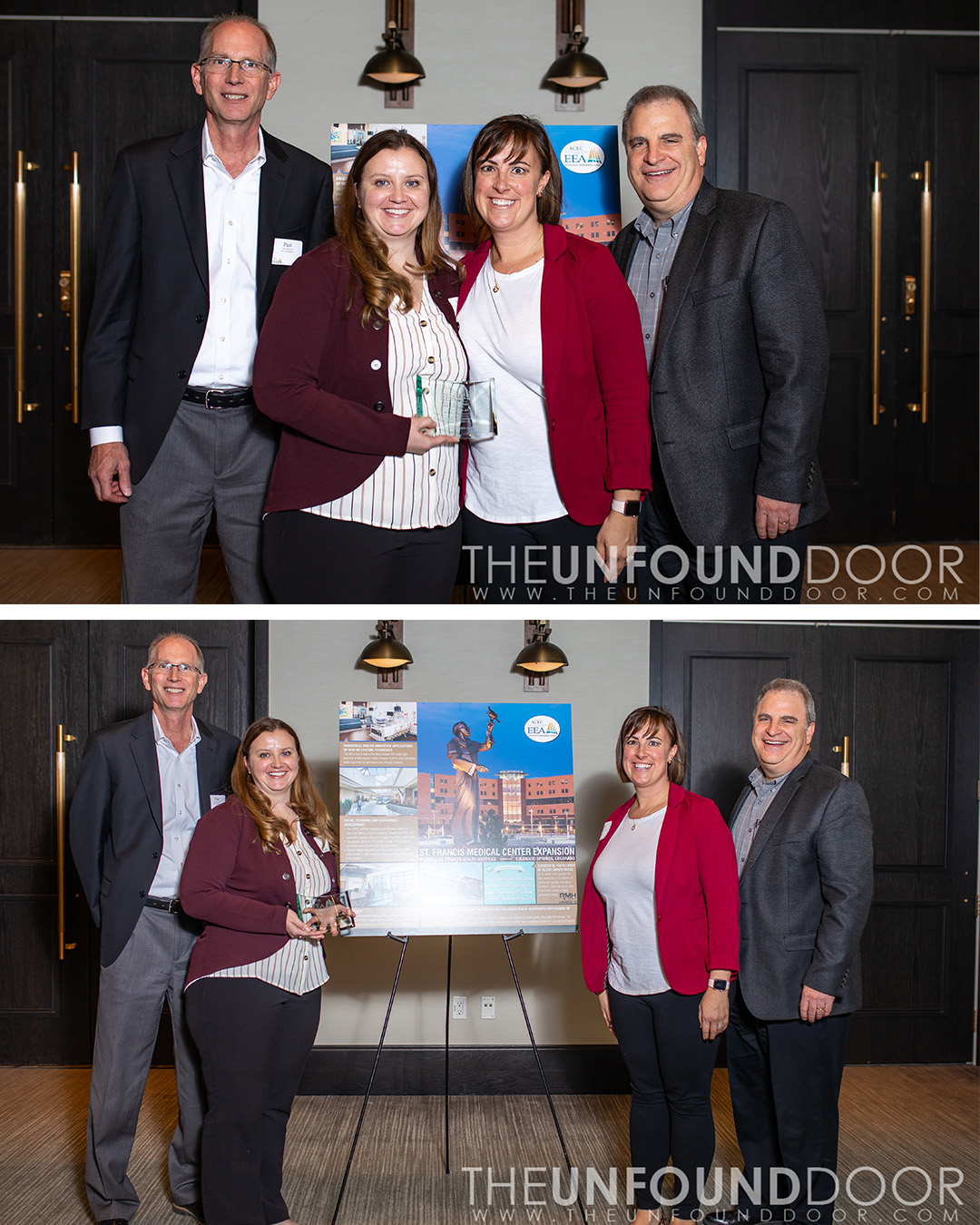 ACEC EEA 2019 TheUnfoundDoor collage