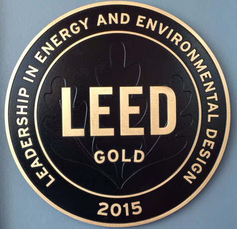 IgnacioElem Photo LEED Gold Plaque 01