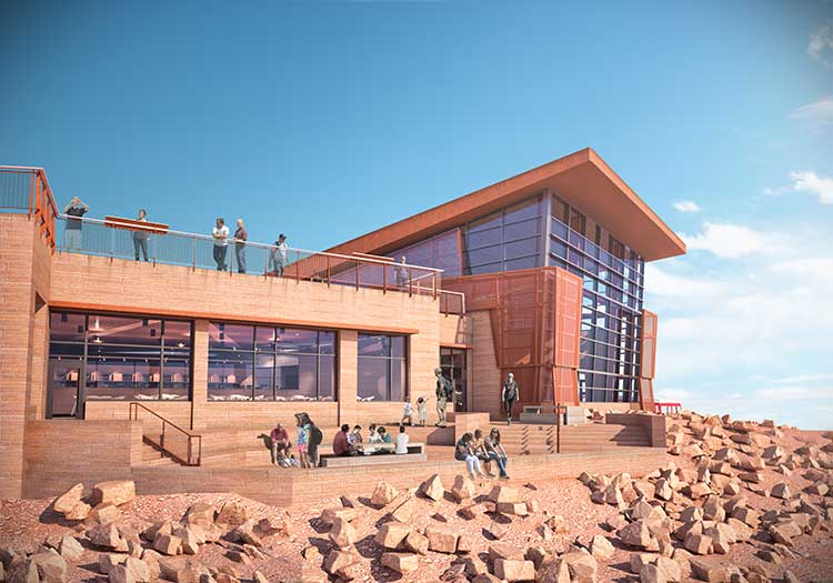 PPSC groundbreaking news rendering