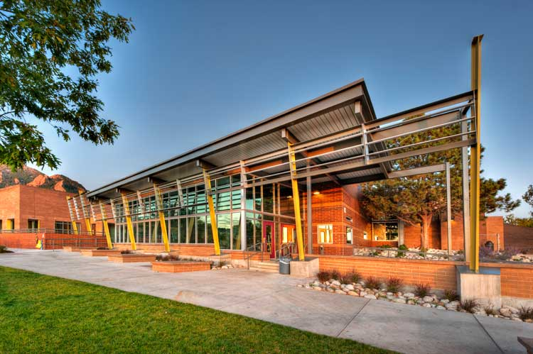 Award winning school design presented by aia colorado for Award winning architects