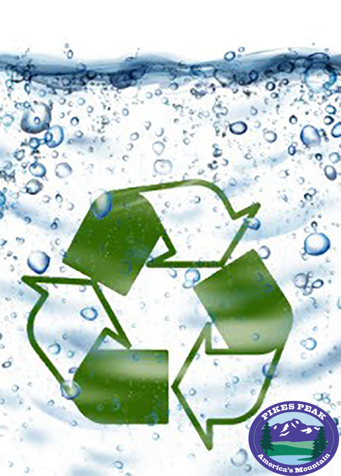 recyclingwater w logo