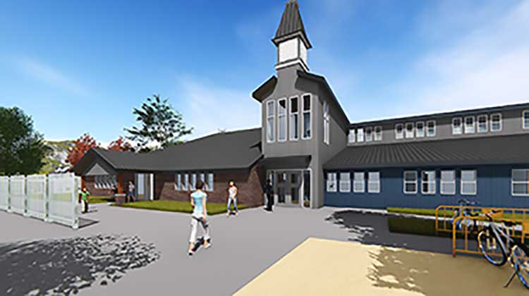18040.00 Lake City School Main Entry News