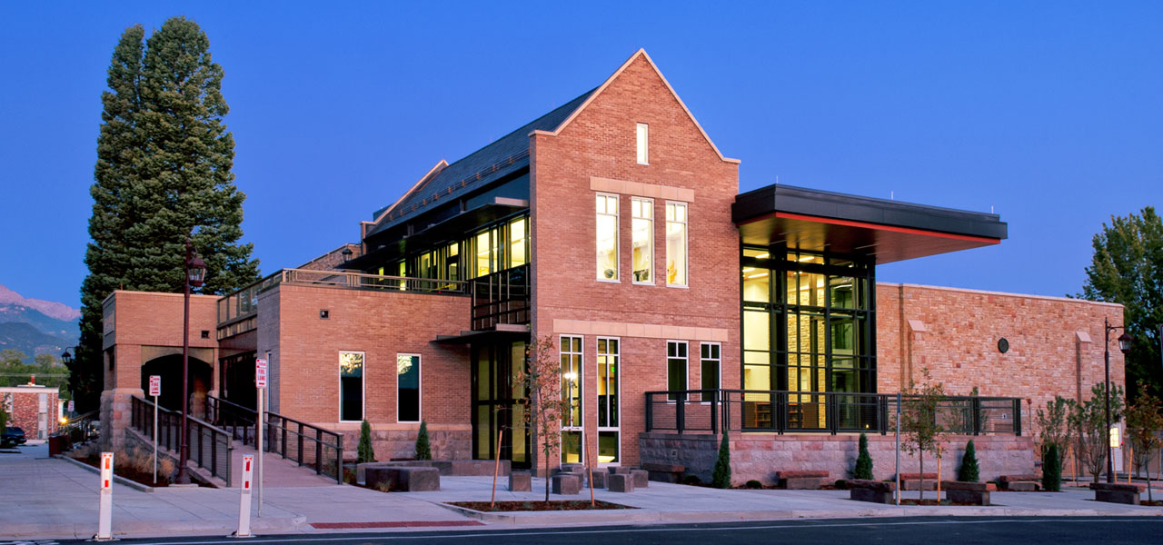 2012 AIA CO South Honor Award for Built Architecture