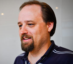 Jeff DaughtonNetwork Administrator